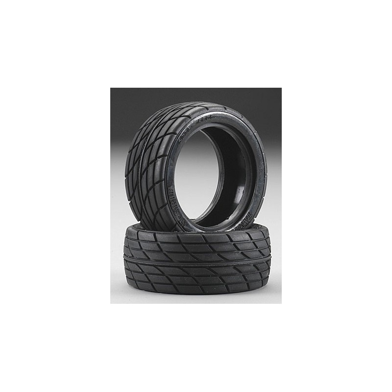 Tamiya Touring Car M2 Radial Tires (2 pcs) 26mm