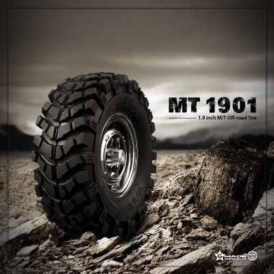 Gmade 1.9 MT 1901 Off-road Tires (2 pcs)