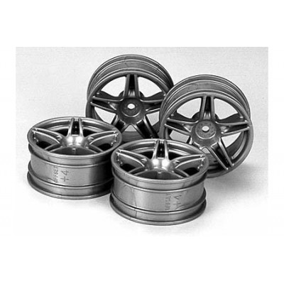 Tamiya Enzo Ferrari Wheels (4 pcs) 26mm/+4
