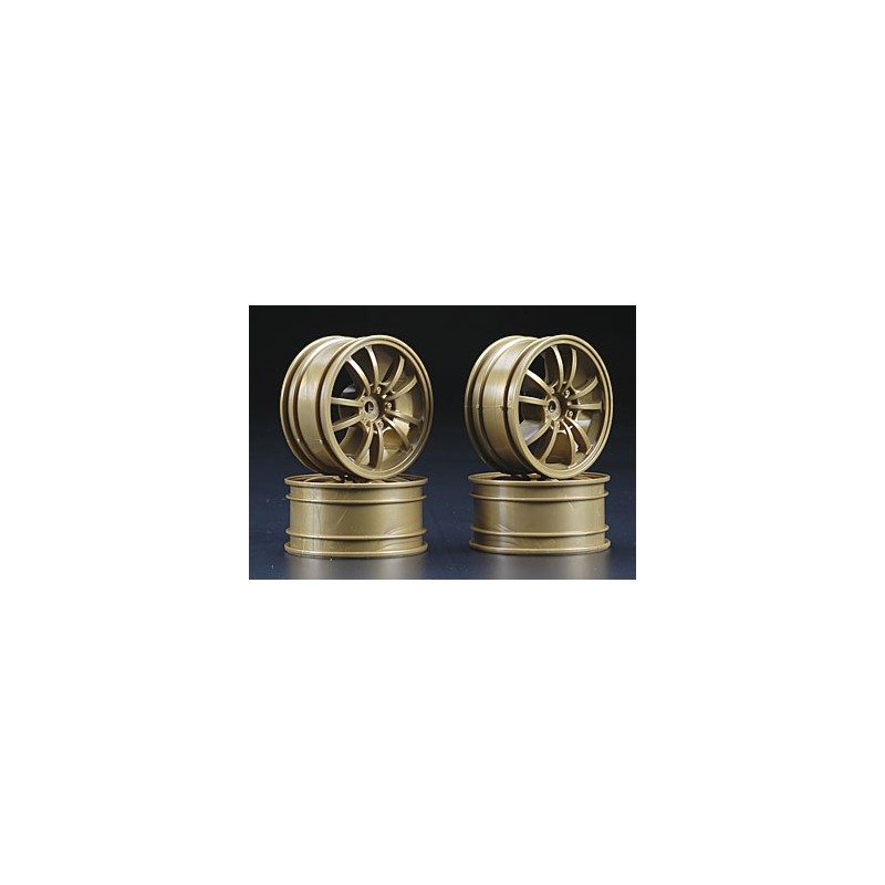Tamiya Beams Integra Wheels (4 pcs) 26mm