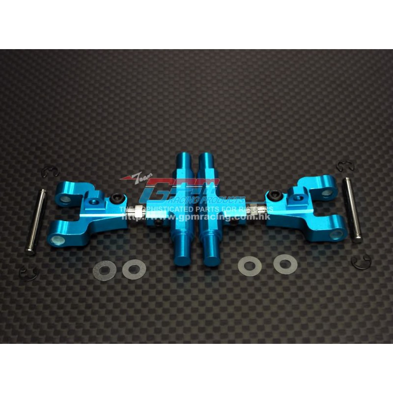 GPM Alloy Adjustable Rear Upper Arm (2 pcs) for TT-01 Drift