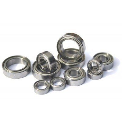 Ball Bearing Set for TT-01E (Rubber Seal)