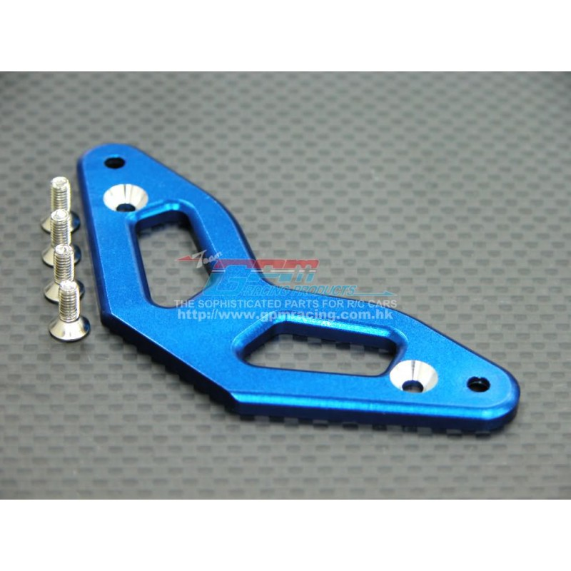 GPM Alloy Upper Bumper Plate for TT-01