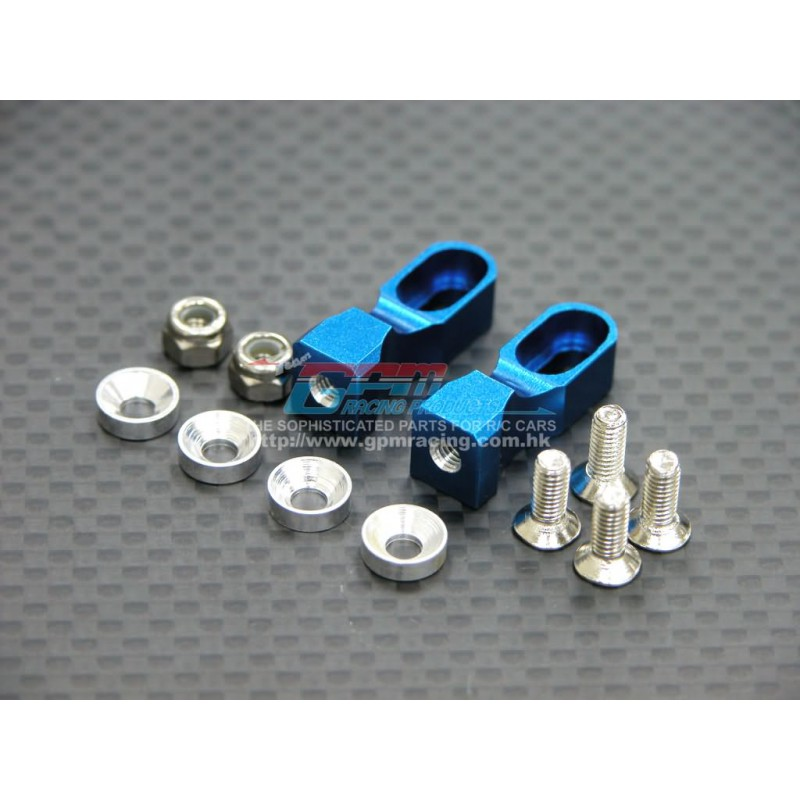 GPM Alloy Servo Mount for TT-01