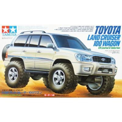 Tamiya 1/32 Mini 4WD Toyota Land Cruiser VX-Limited