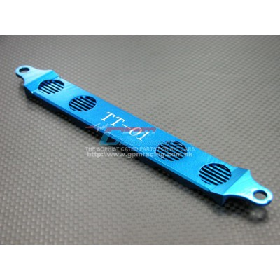 GPM Alloy Battery Hold Down Strap for TT-01