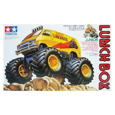 Tamiya 1/32 Mini 4WD Lunch Box Junior