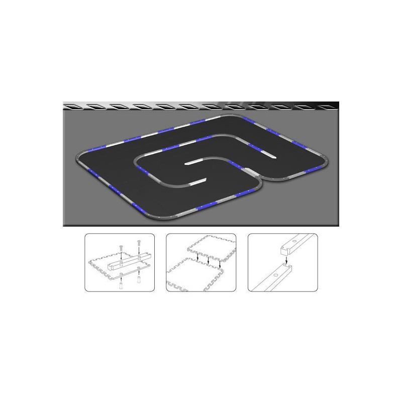 Трасса для Kyosho Mini-Z (Mini-Z Track Type C)