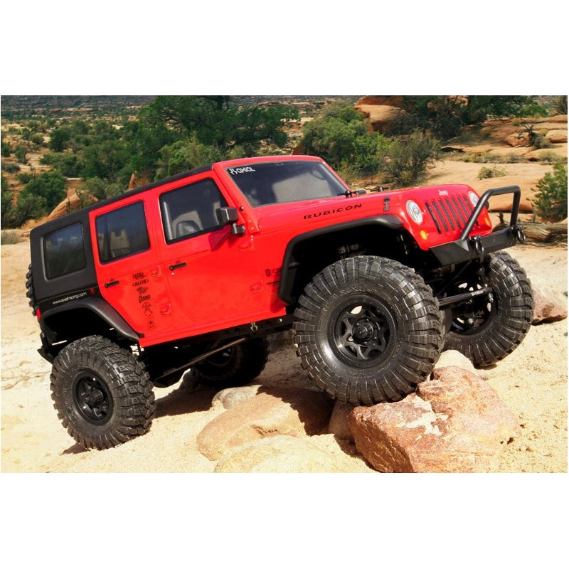 Axial SCX10 2012 Jeep Wrangler Rubicon 4WD Kit