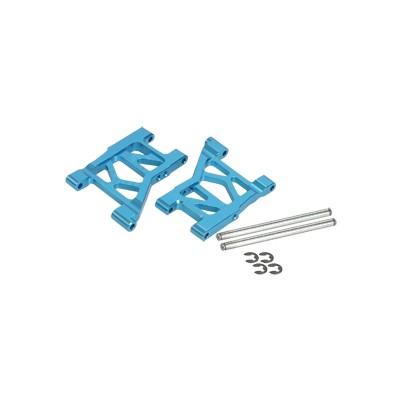 3Racing Aluminum Rear Suspension Arms for Tamiya DF-03Ra