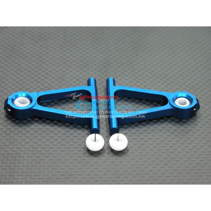 GPM Alloy Front Upper Arm (2 pcs) for TT-01