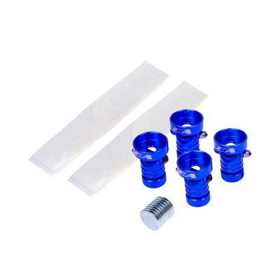 Eagle Racing SP Magnet Stealth Body Mount (Blue, Type 3)