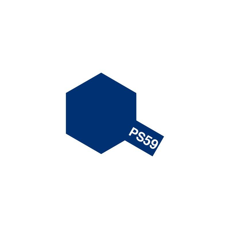 Tamiya Polycarbonate Spray (Dark Metallic Blue) - PS-59