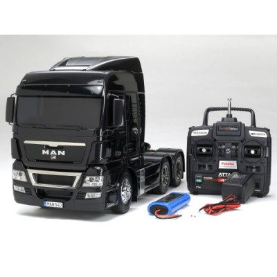Tamiya MAN TGX 26.540 6x4 XLX Full Operation Kit