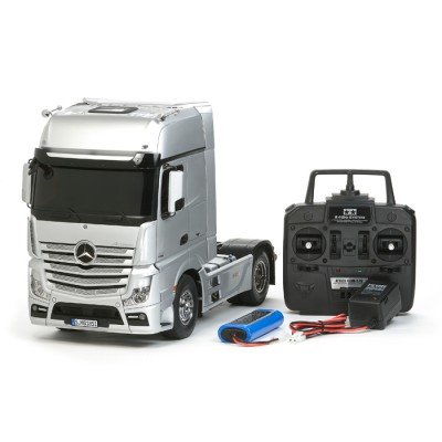Tamiya Mercedes-Benz Actros 1851 GigaSpace Full Operation Kit