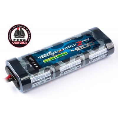 Team Orion Rocket Pack 2 NiMH 7.2V 4200mAh w/ Universal Plug