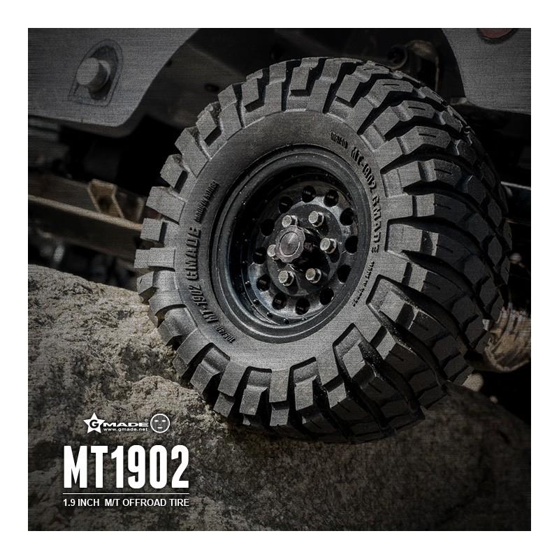 Gmade 1.9 MT 1902 Off-road Tires (2 pcs)