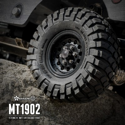 Gmade 1.9 MT 1902 Off-road Tires (2 pcs)