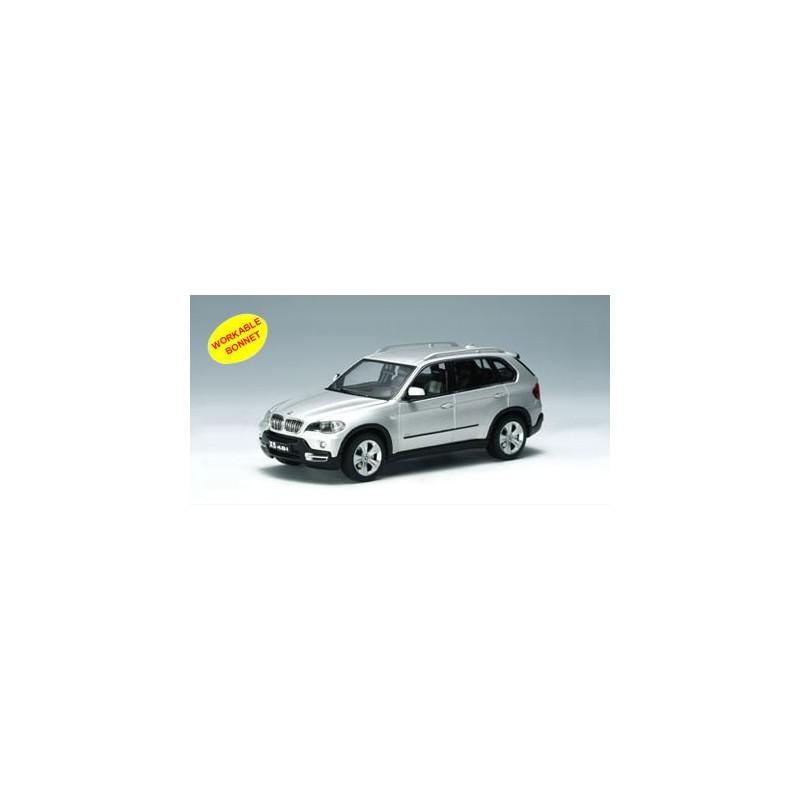 Autoart 1:43 BMW X5 4.8i (Silver)