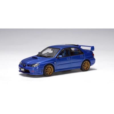 Autoart 1:43 Subaru Impreza WRX STi 2006 (Blue)