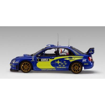 Autoart 1:43 Subaru Impreza WRC 2004 P.Solberg (Rally Acropolis)