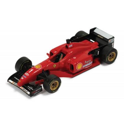 IXO 1:43 Ferrari F310 (M.Schumacher, Winner GP Barcelona 1996)