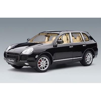 Autoart 1:18 Porsche Cayenne Turbo 2002 (Black)