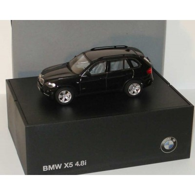 Autoart 1:43 BMW X5 4.8i (Black) Dealerbox