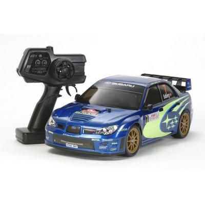 Tamiya XB Subaru Impreza WRC 2007 - TT-01ES (w/ LED)
