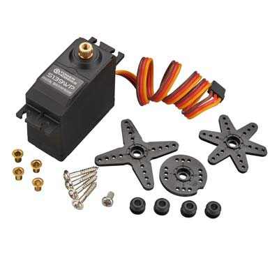 Tower Hobbies S139WP Waterproof Digtal Metal Gear Servo