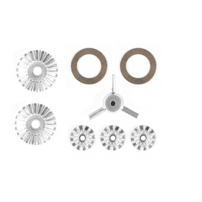 Tamiya Diff Bevel Gear Set for CC-01