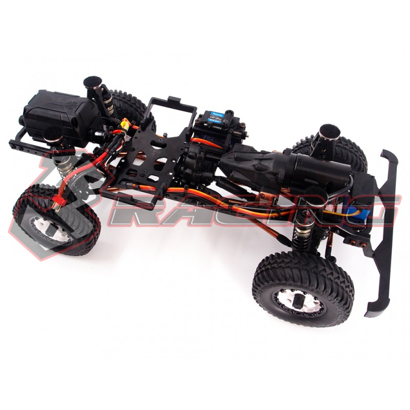3Racing RC Crawler EX-REAL Kit