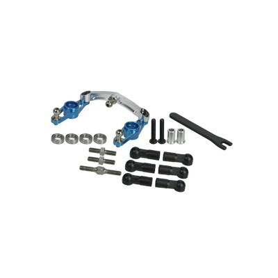 3Racing Aluminum Steering Set for TT-01, TT-01E