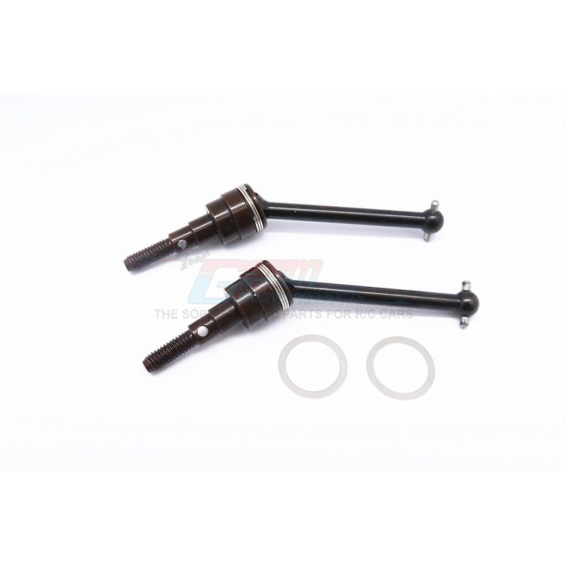 GPM Steel Front Universal Shaft (45mm) for CC-01 (2 pcs)