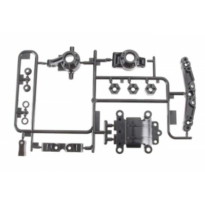 Tamiya A-parts for TT-01 Type-E (Upright, Diff Case)