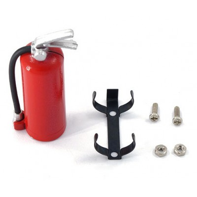 Yeah Racing 1/10 RC Rock Crawler Accessory Fire Extinguisher (1 pc)