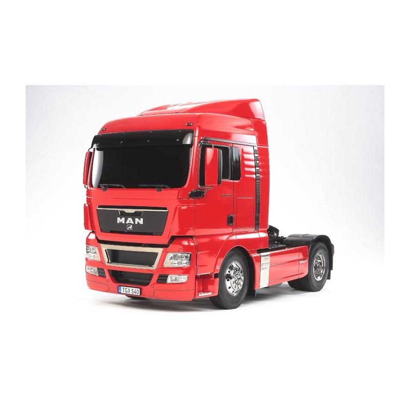 Tamiya MAN TGX 18.540 4x2 XLX - Red Edition
