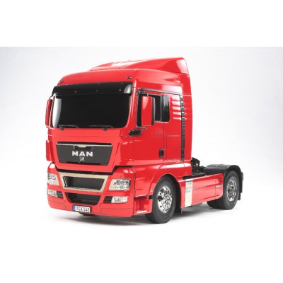 Tamiya MAN TGX 18.540 4x2 XLX - Red Edition