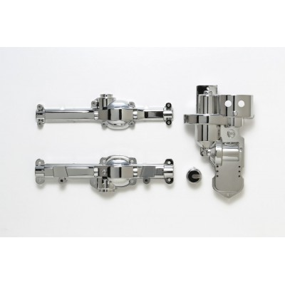Tamiya Metal Plated A-Parts (Rear Axle) for CC-01