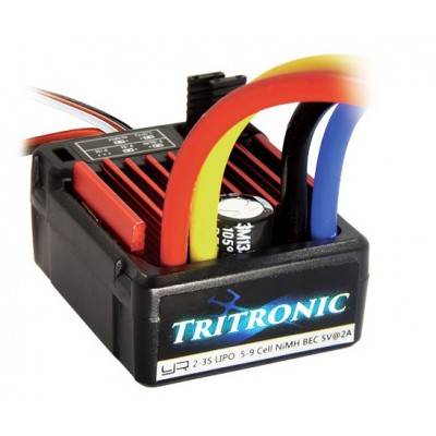 Yeah Racing Tritronic Waterproof Brushed 60A ESC