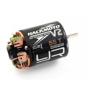 Yeah Racing Hackmoto V2 55T 540 Brushed Motor