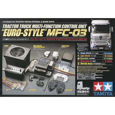 Tamiya MFC-03 Euro-Style Multi Function Control Unit
