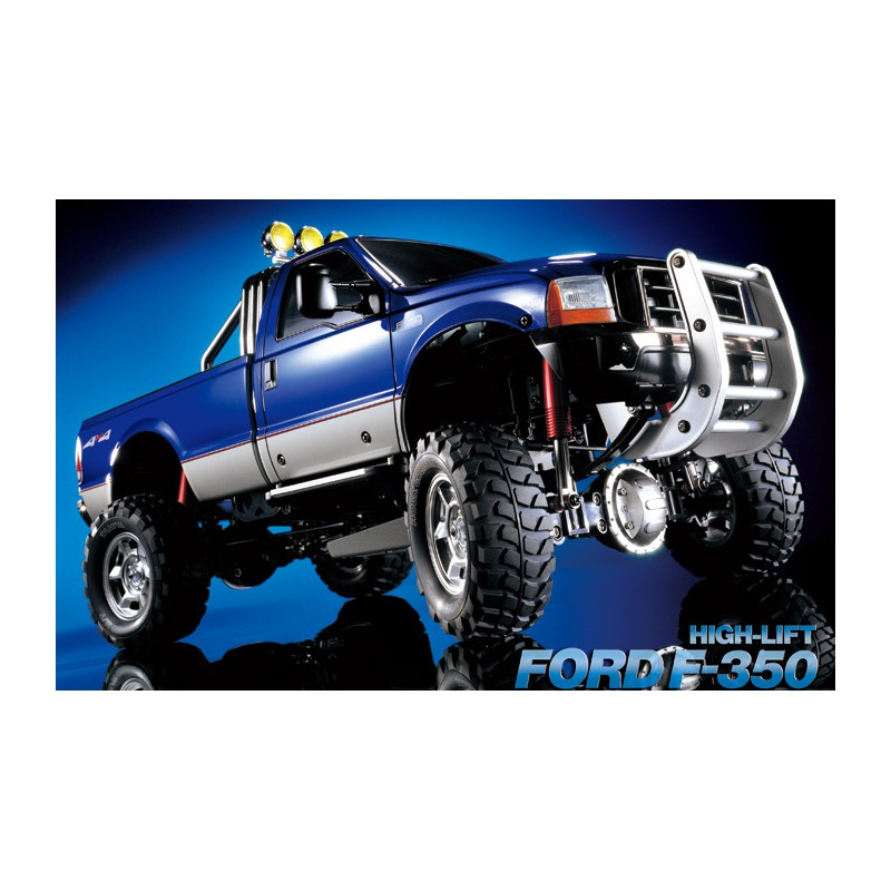 Tamiya Ford F350 High-Lift Kit