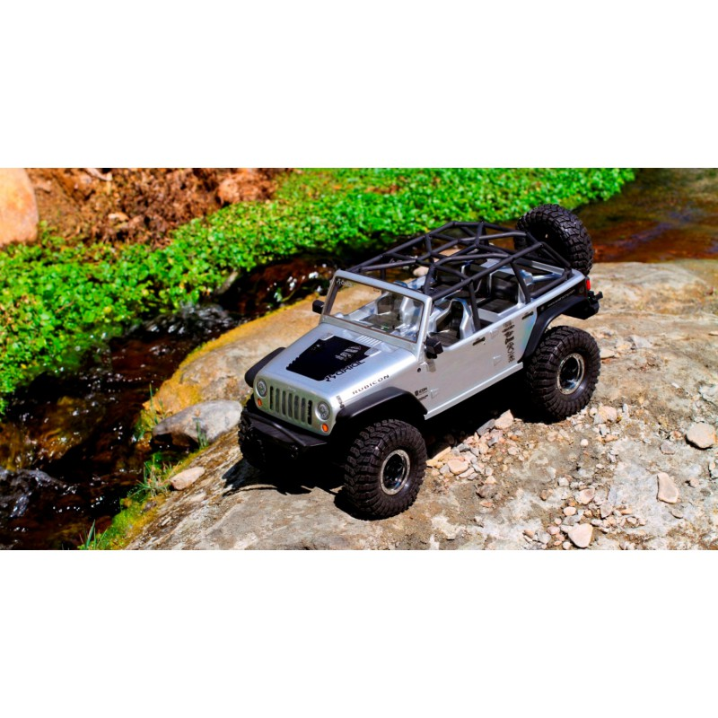 Axial SCX10 2012 Jeep Wrangler Unlimited Rubicon 4WD RTR