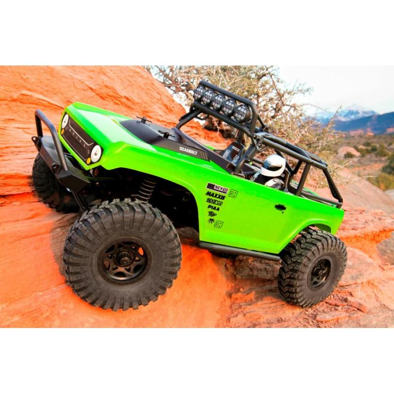 Axial SCX10 Deadbolt 4WD EP RTR