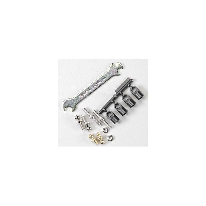Tamiya Turnbuckle Tie-Rod Set for TT-01