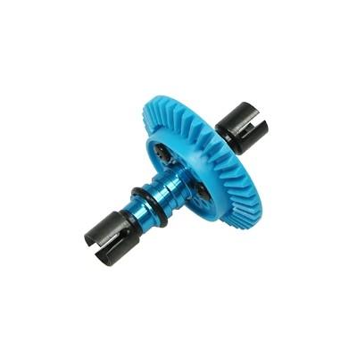 3Racing Aluminum Solid Axle for TT-01