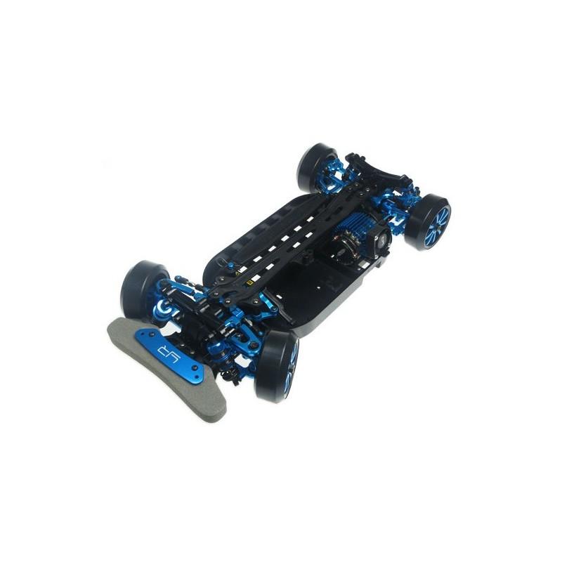 Yeah Racing Conversion Kit Ultimate Version (Blue) for Tamiya TT-01 / TT-01E