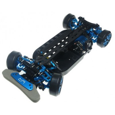 Yeah Racing Conversion Kit Ultimate Version (Blue) for Tamiya TT-01 / TT-01E