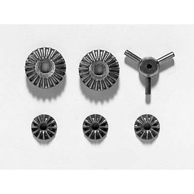 Tamiya Bevel Gear Set for TT-01, TGS